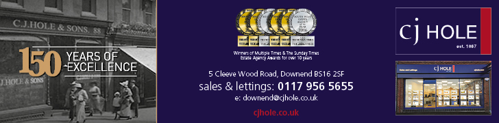 CJ Hole Downend | Estate Agent with properties to buy and rent