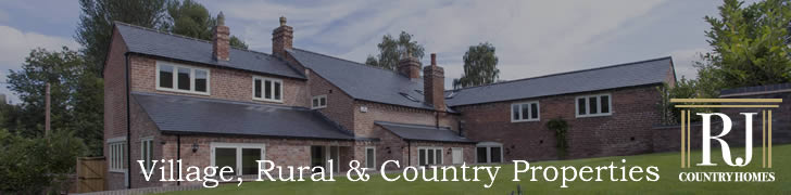 RJ Country Homes | Village, Rural & Country Properties across Worcestershire