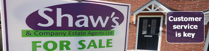 Estate Agents in Kidsgrove, Stoke on Trent | Shaw's & Company Estate Agents
