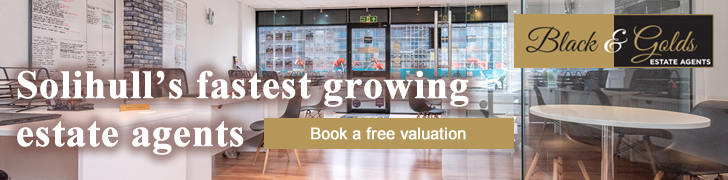 Estate Agents Solihull, Letting Agents - Black & Golds