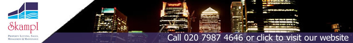 Estate agents and letting agents for Docklands and London | Skampi
