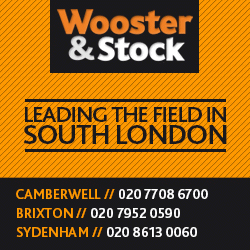 Wooster & Stock Leading the field in South london
