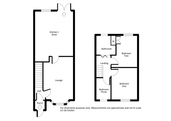 Floor Plan Image for 3 Bedroom Semi-Detached House for Sale in Lord Lytton Avenue, Coventry