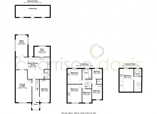 Floor Plan Image for 6 Bedroom Semi-Detached House for Sale in Weymouth Road, Hayes, UB4 8NH