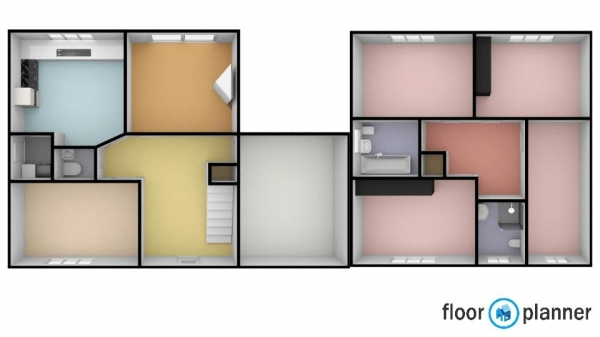 Floor Plan Image for 4 Bedroom Detached House for Sale in Trimpley Close, Solihull