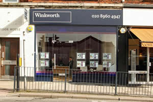Winkworth Estate Agents - Kensal and Queens Park, London, NW10