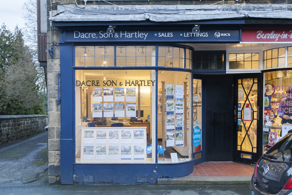 Dacre Son & Hartley - Burley, Burley in Wharfedale, LS29