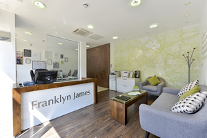 Franklyn James - Bow Road, London, E3