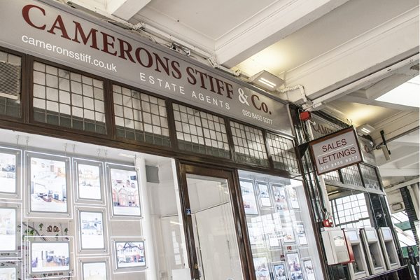Camerons Stiff & Co - Willesden Green Lettings, London, NW2