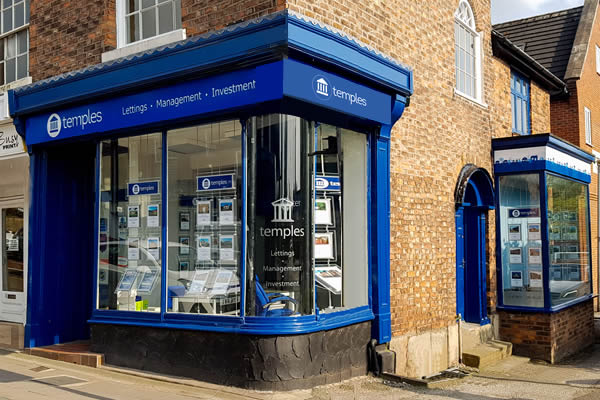 Temples Lettings - Nantwich, CW5
