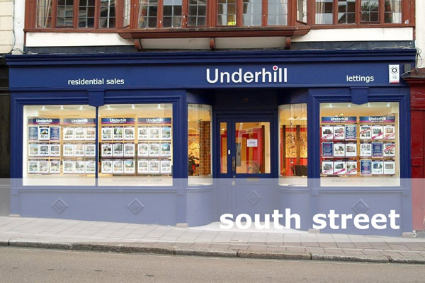 Underhill Real Estate Agents - Exeter City Centre, Exeter, EX1