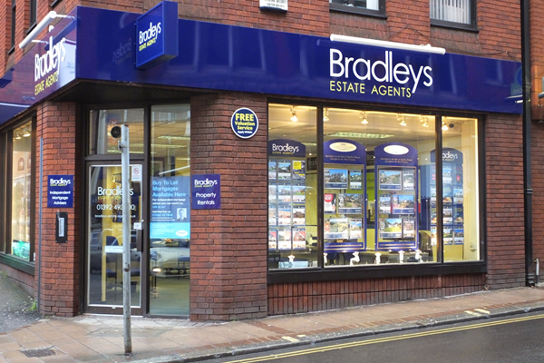 Bradleys Estate Agents - Surveyors Exeter, Exeter, EX1