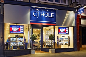 CJ Hole - Henleaze Branch, Bristol, BS9