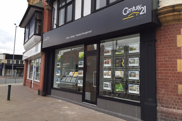 Century 21 - Liverpool North, Liverpool, L23