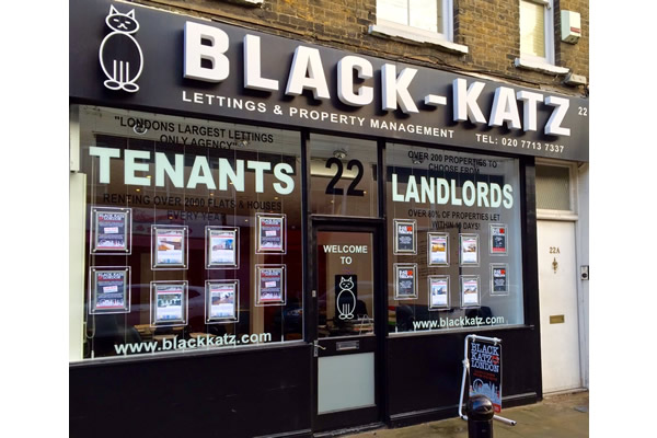 Black Katz - Islington / East Office, London, N1