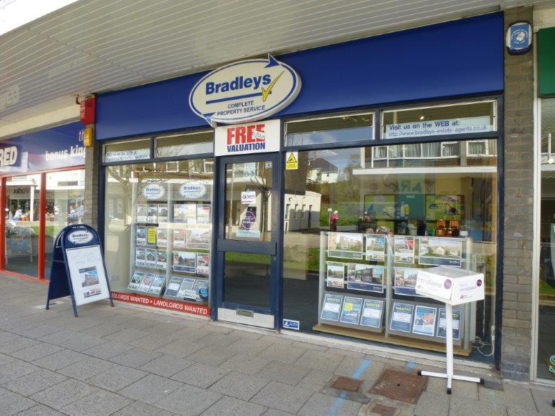 Bradleys Estate Agents - Plymstock, Plymouth, PL9