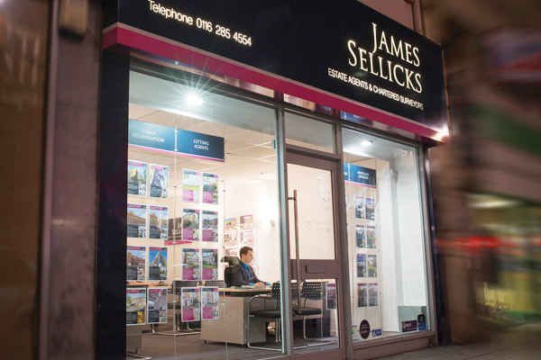 James Sellicks Estate Agents & Lettings Ltd - Leicester, , LE1