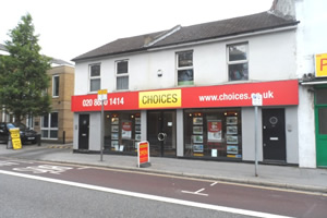 Choices - Croydon, CR2