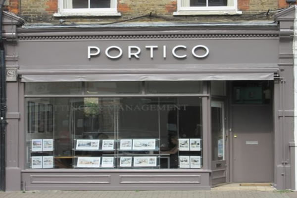 Portico - Battersea, London, SW11