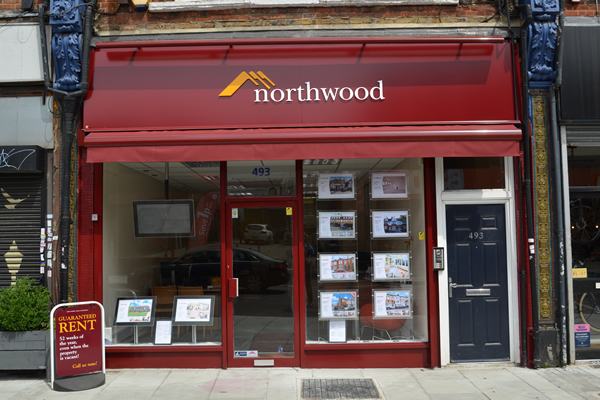Northwood - East Dulwich, London, SE27