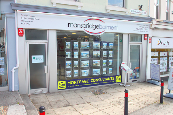 Mansbridge Balment - Plymouth City, Plymouth, PL4