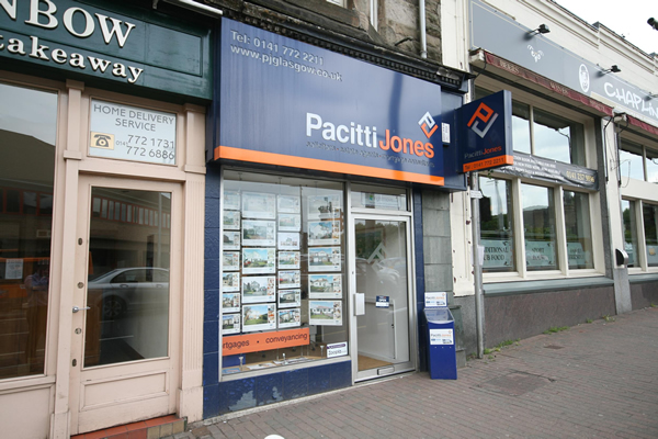 Pacitti Jones - Bishopbriggs, Glasgow, G64