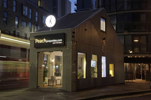 Peach Properties - Shoreditch, London, E1