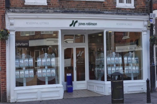Jones Robinson Estate Agents - Newbury, RG14