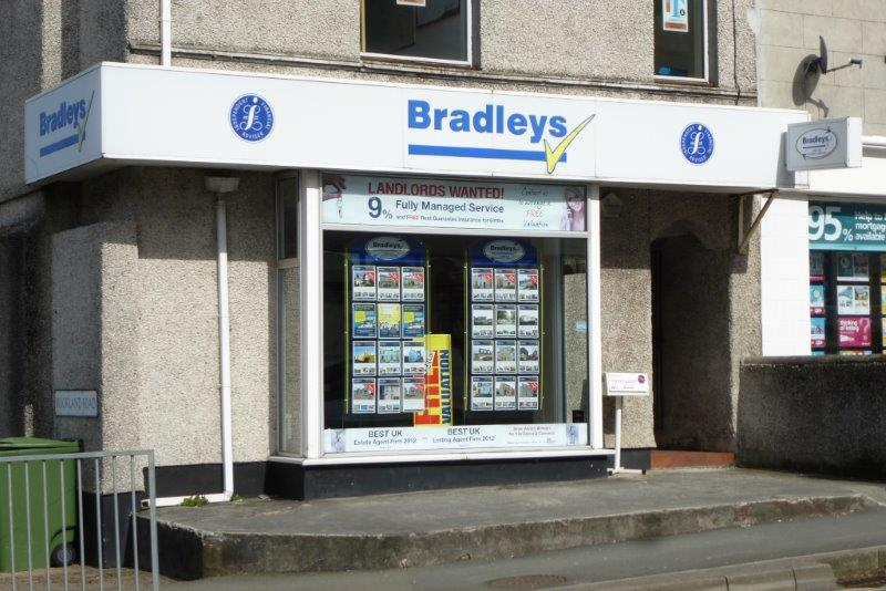 Bradleys Estate Agents - Plympton, Plymouth, PL7