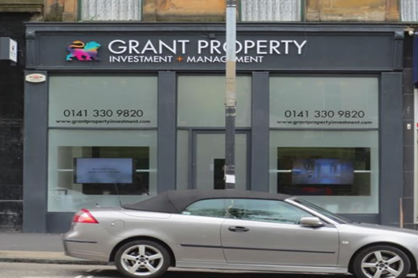 Grant Property - Glasgow, , G12
