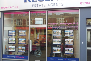Regents Estate Agents - Staines-upon-Thames, Staines, TW18