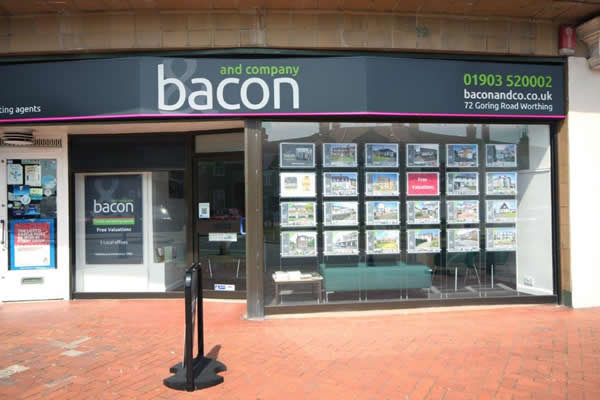 Bacon & Co - Goring Worthing, Worthing, BN12