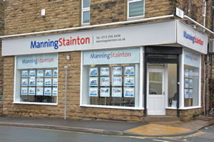 Manning Stainton - Pudsey, Leeds, LS28