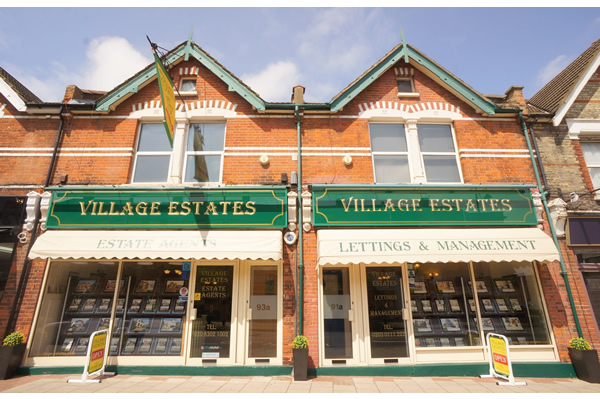 Village Estates - Sidcup Sales, Sidcup, DA14
