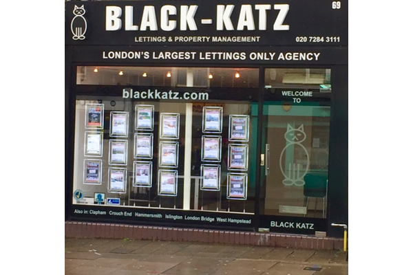 Black Katz - Camden West Central Office, London, NW1