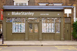 BlakeStanley - Dalston, London, N1