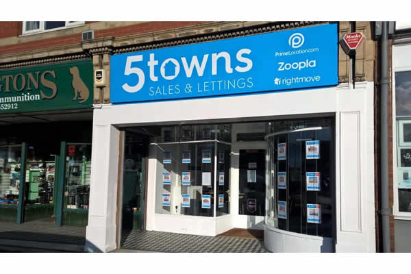 5 Towns Sales & Lettings - Castleford, WF10