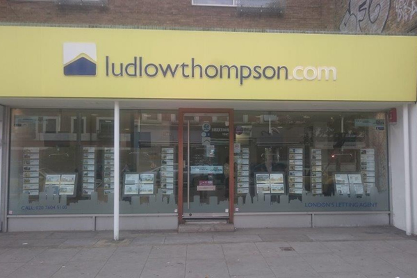 ludlowthompson - Kilburn, London, W3