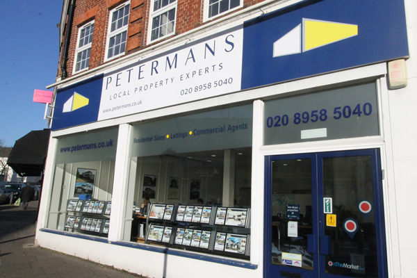 Petermans - Edgware, London, HA8