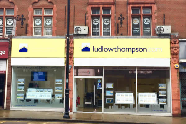ludlowthompson - Wimbledon, London, SW19