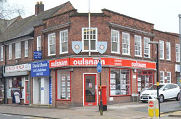 Robert Oulsnam & Company - Kings Heath, Birmingham, B14