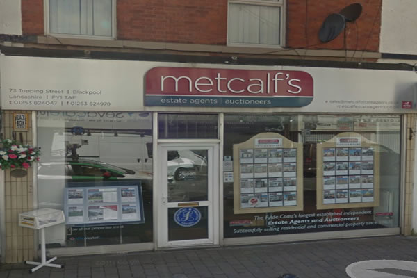 Metcalfs Estate Agents - Blackpool, , FY1