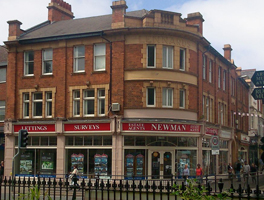Newman Sales and Lettings - Head Office, Rugby, CV21