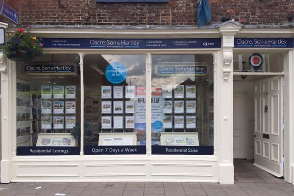 Dacre Son & Hartley - Ripon, , HG4
