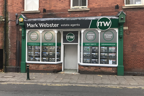 Mark Webster & Co - Atherstone, , CV9