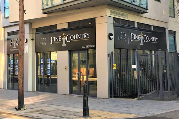 Fine & Country - City Living, London, E3