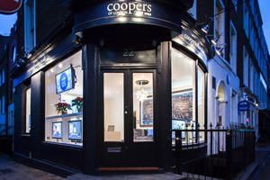 Coopers Residential - Fitzrovia, London, W1T