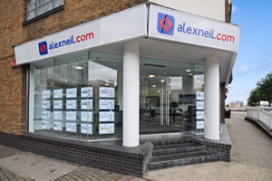 Alex Neil Estate Agents - Canary Wharf, London, E14