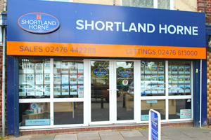 Shortland Horne Estate Agents - East, Coventry, CV2