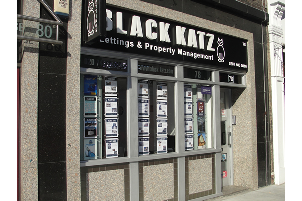 Black Katz - Clapham, London, SE1